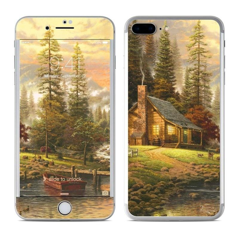 A Peaceful Retreat iPhone 8 Plus Skin