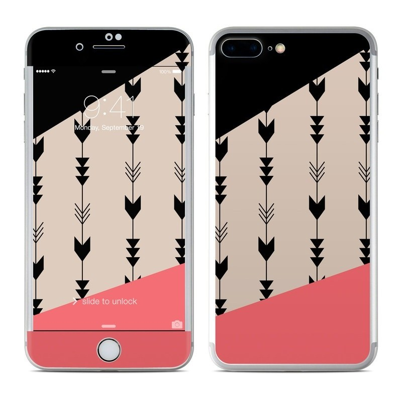 Arrows iPhone 8 Plus Skin