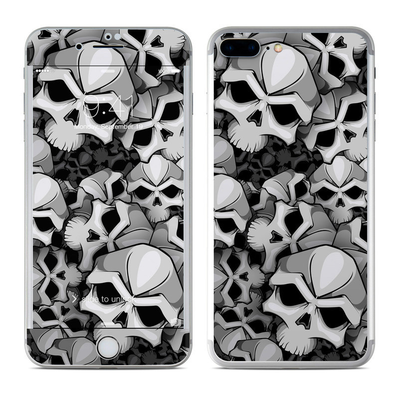 Bones iPhone 8 Plus Skin
