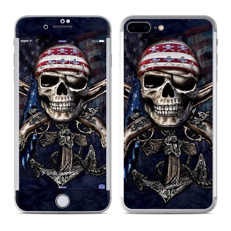 Dead Anchor iPhone 8 Plus Skin