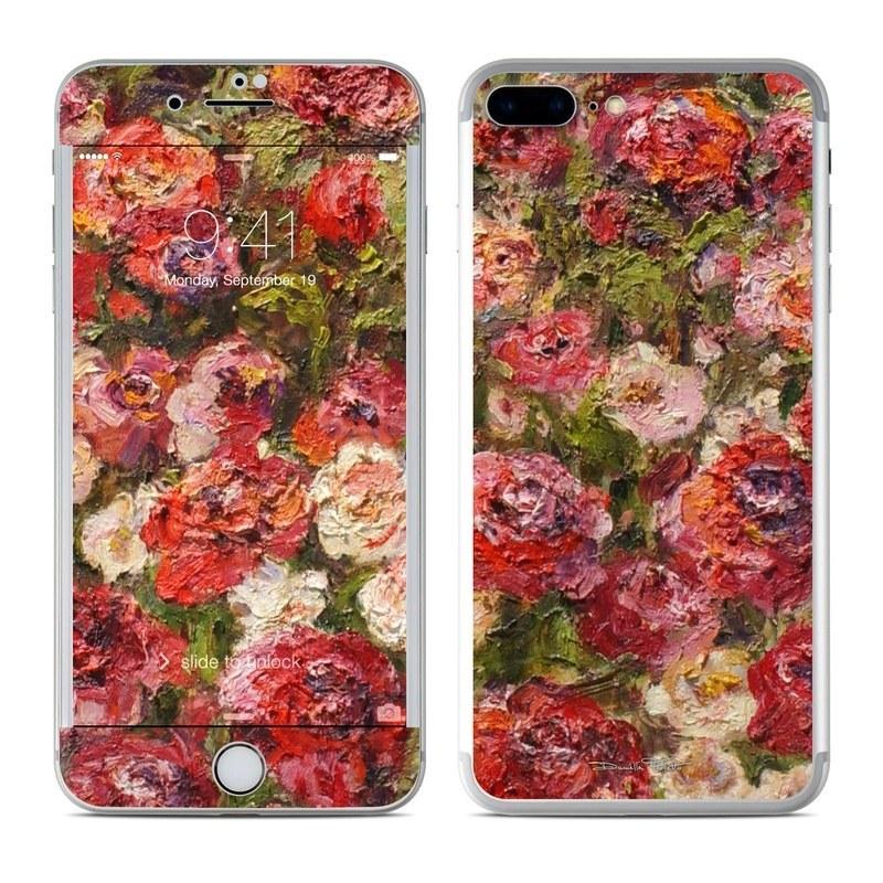Fleurs Sauvages iPhone 8 Plus Skin