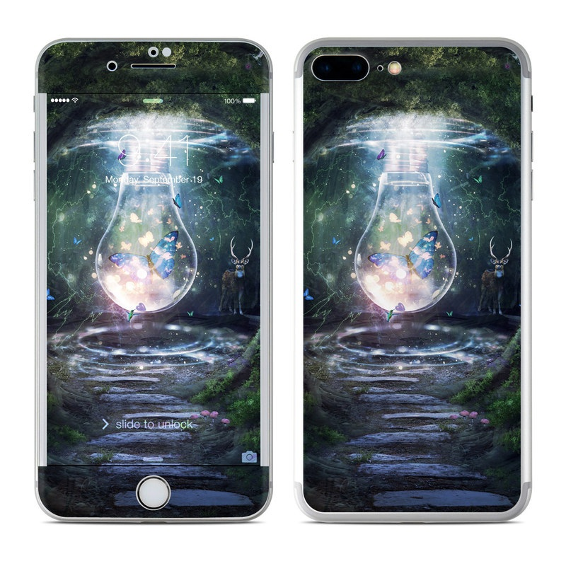 purchase cheap 19c09 2047f For A Moment iPhone 8 Plus Skin