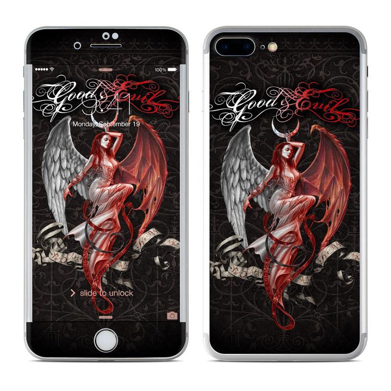 Good and Evil iPhone 8 Plus Skin