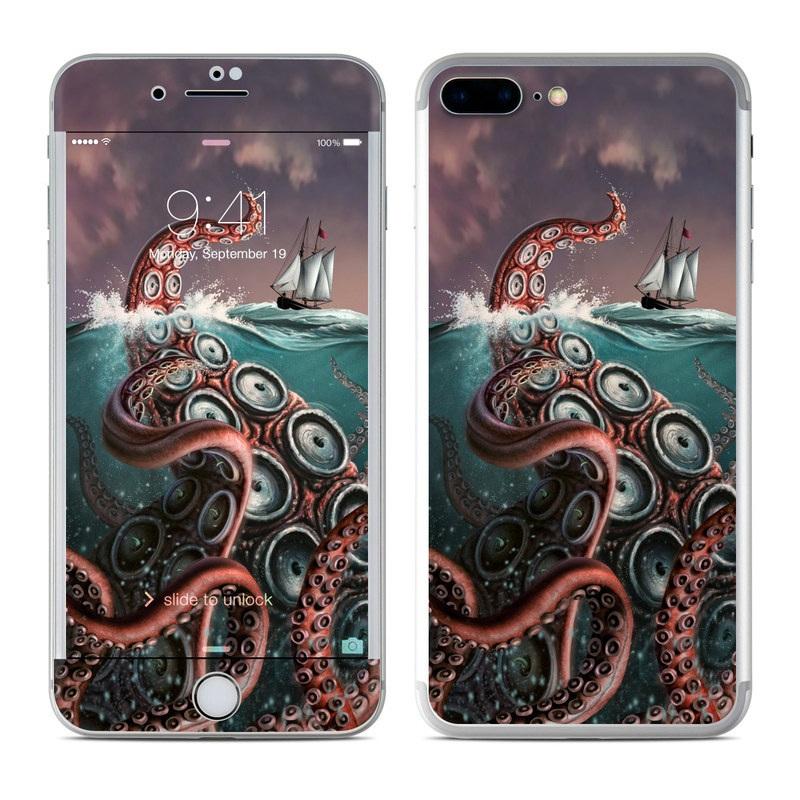 Kraken iPhone 8 Plus Skin
