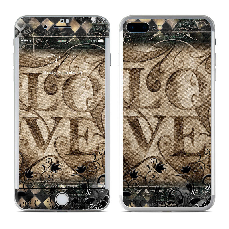 Love's Embrace iPhone 8 Plus Skin