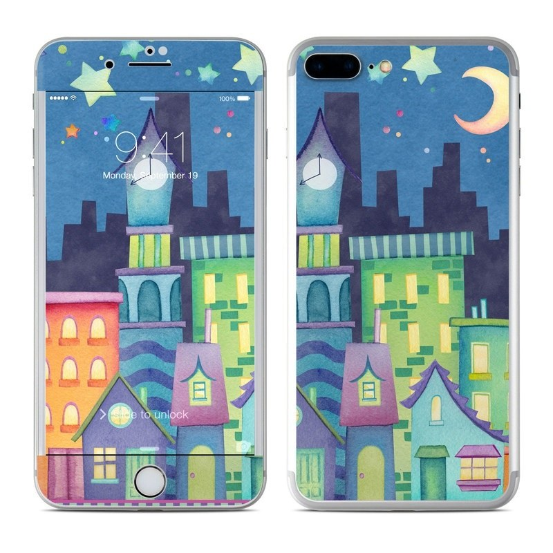 Our Town iPhone 8 Plus Skin