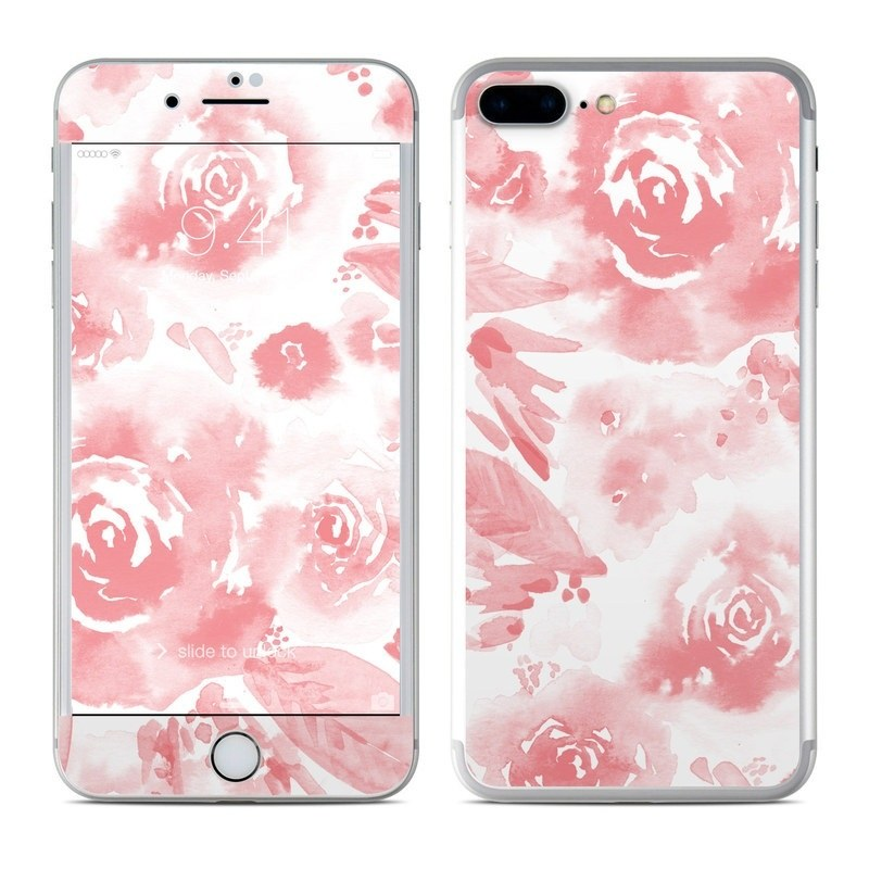 Washed Out Rose iPhone 8 Plus Skin