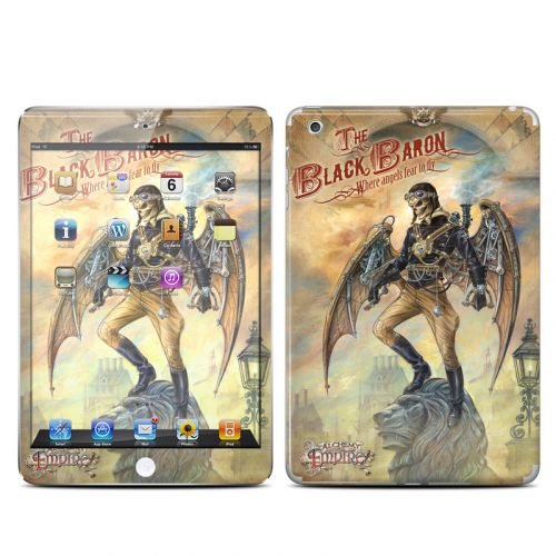 The Black Baron iPad mini Skin