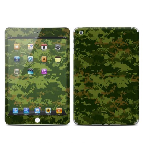 CAD Camo iPad mini Skin