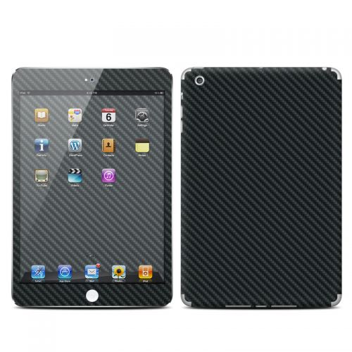 Carbon Fiber iPad mini Skin