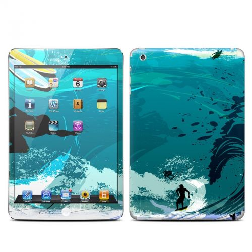 Hit The Waves iPad mini Skin