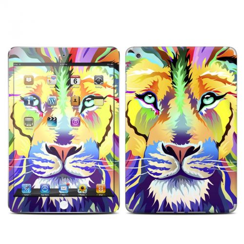King of Technicolor iPad mini 1 Skin