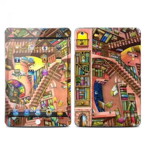 Library Magic iPad mini Skin