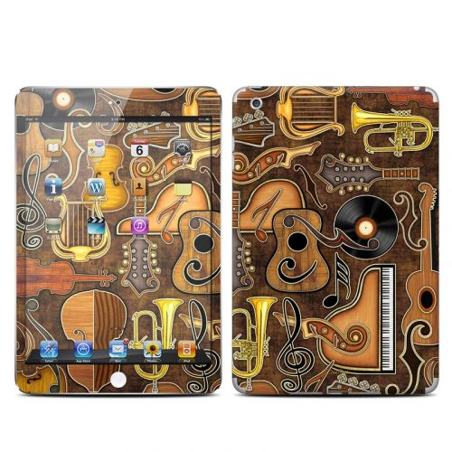 Music Elements iPad mini 1 Skin