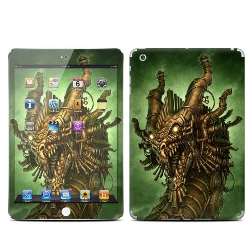 Steampunk Dragon iPad mini 1 Skin