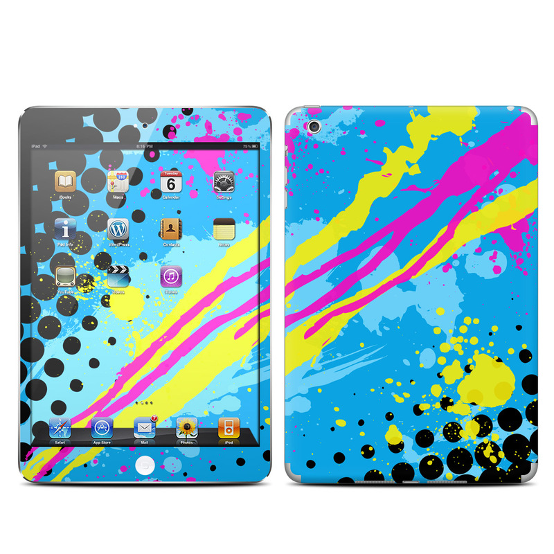 Acid iPad mini Skin