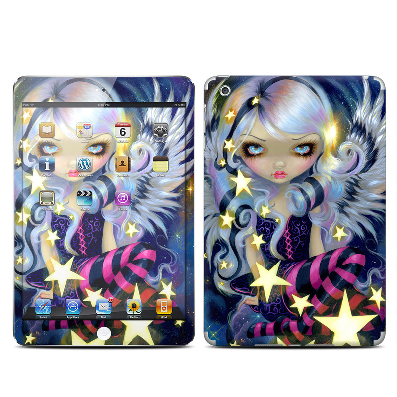 Angel Starlight iPad mini Skin