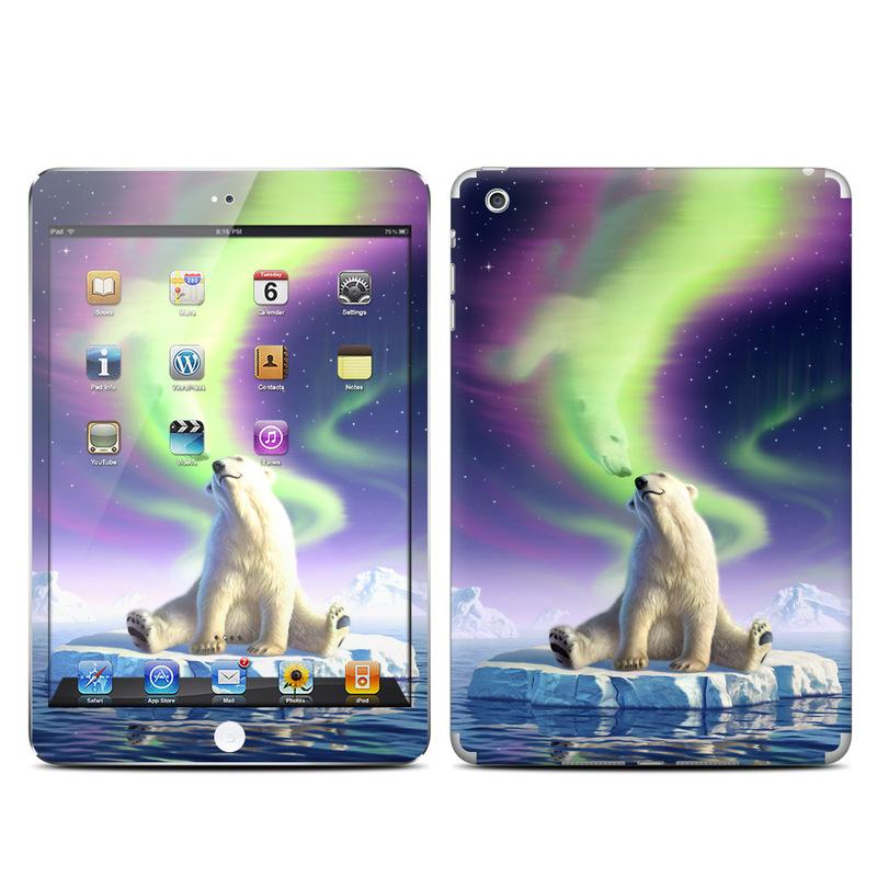 Arctic Kiss iPad mini Skin