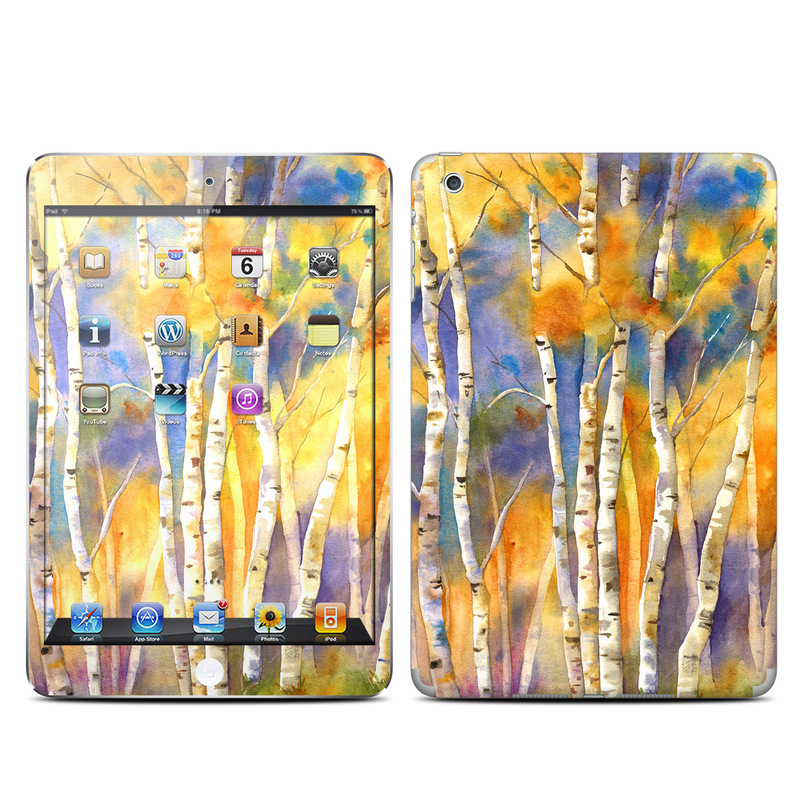 Aspens iPad mini Skin