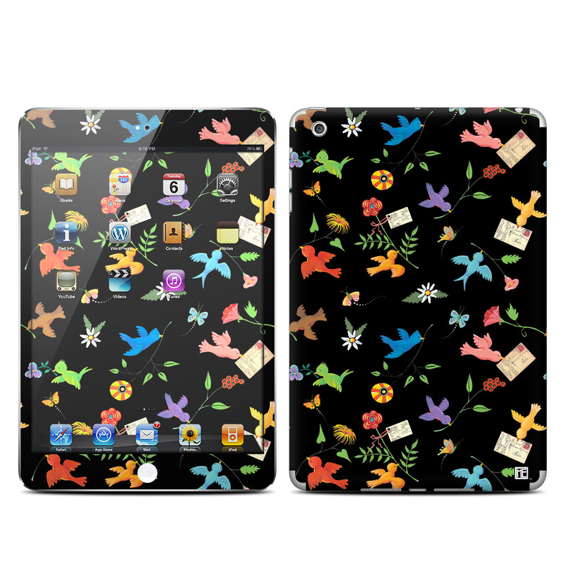 Birds iPad mini Skin