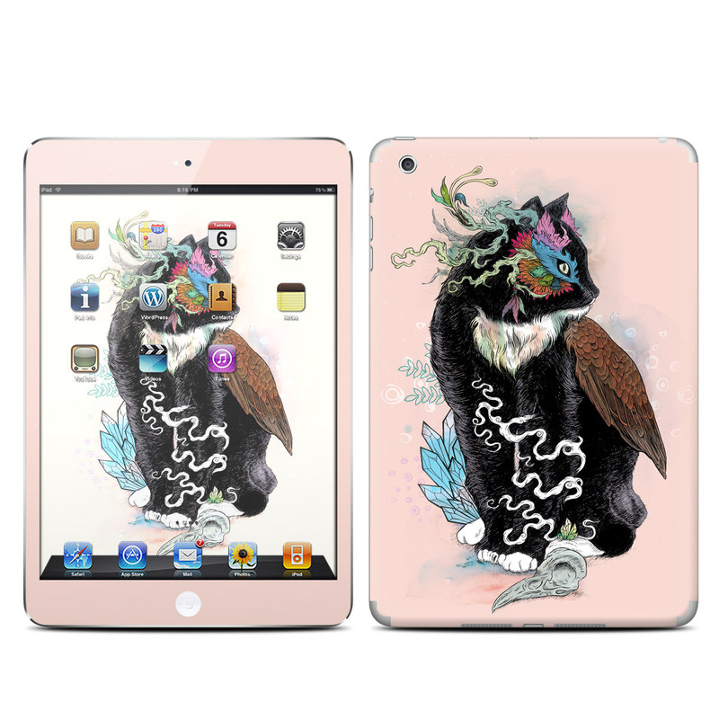 Black Magic iPad mini Skin