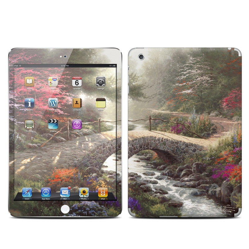 Bridge of Faith iPad mini Skin