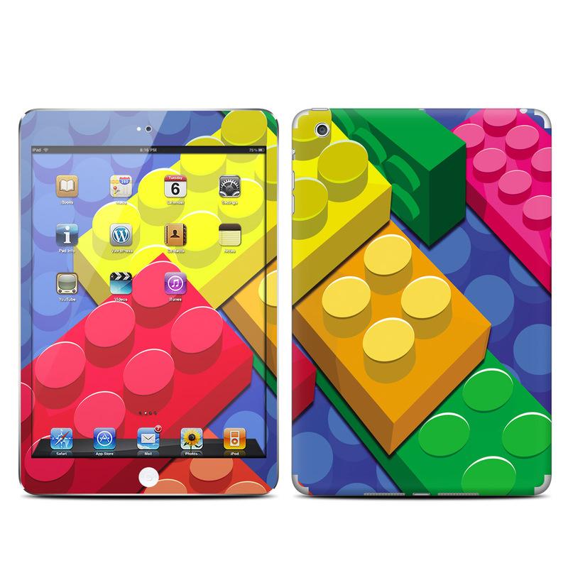 Bricks iPad mini Skin