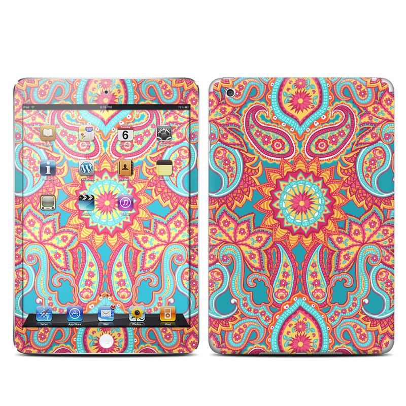 Carnival Paisley iPad mini Skin