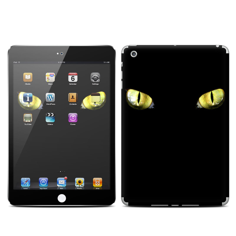 Cat Eyes iPad mini Skin