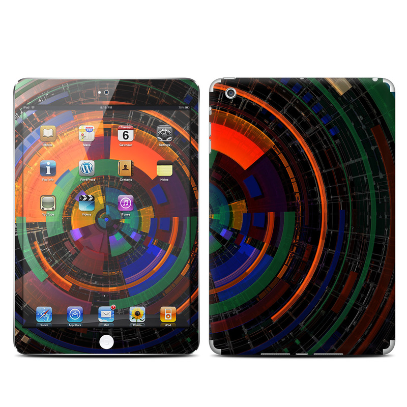 Color Wheel iPad mini 1 Skin
