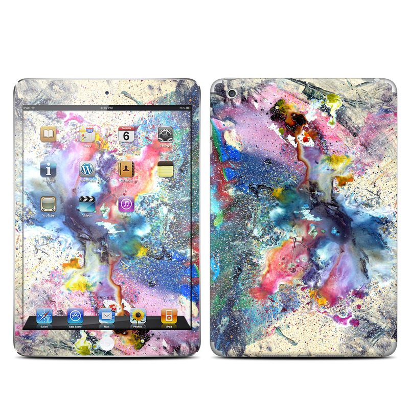 Cosmic Flower iPad mini Skin