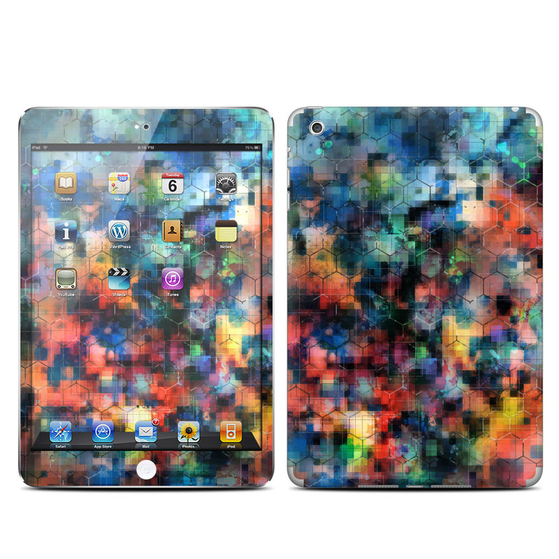 Circuit Breaker iPad mini Skin