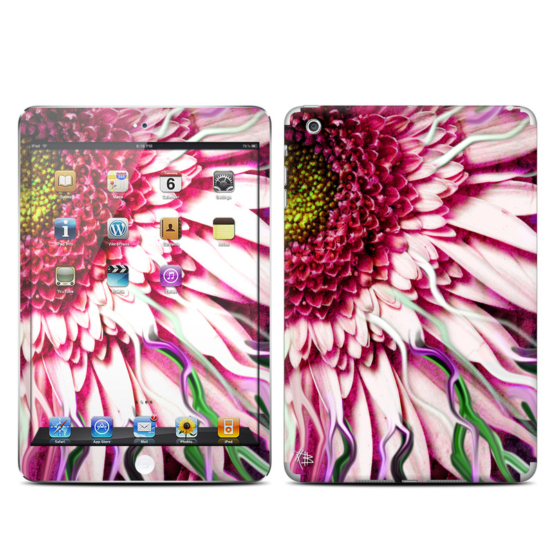 Crazy Daisy iPad mini Skin