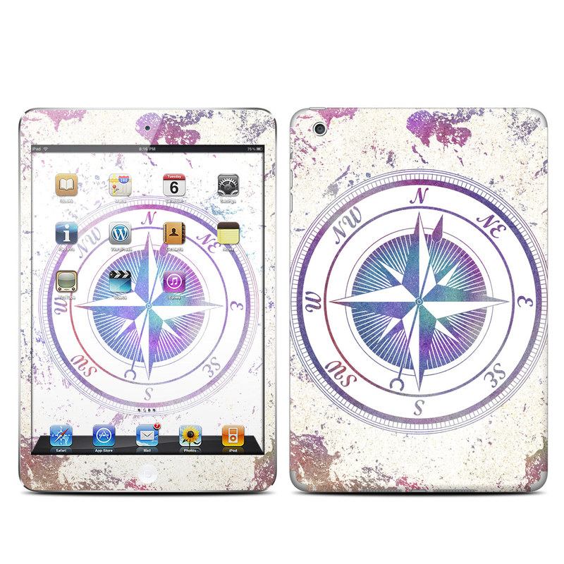 Find A Way iPad mini Skin