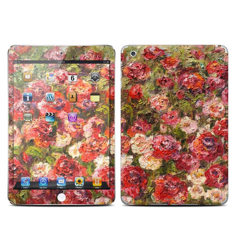 Fleurs Sauvages iPad mini Skin
