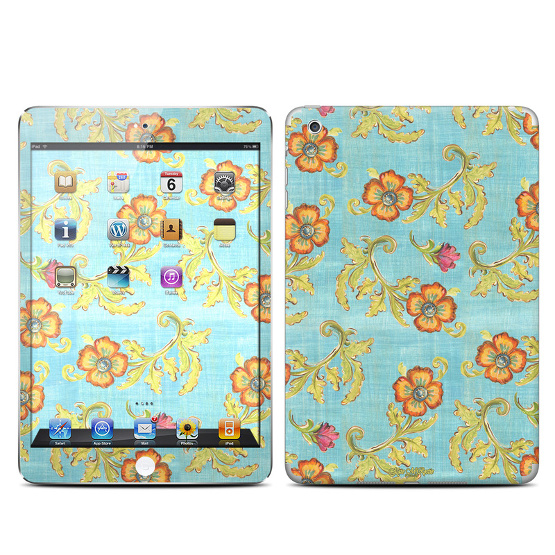 Garden Jewel iPad mini Skin
