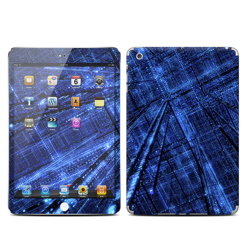 Grid iPad mini Skin