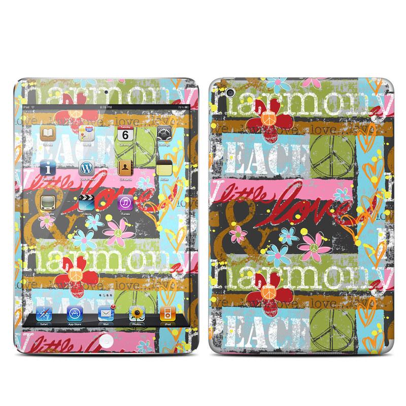 Harmony and Love iPad mini Skin