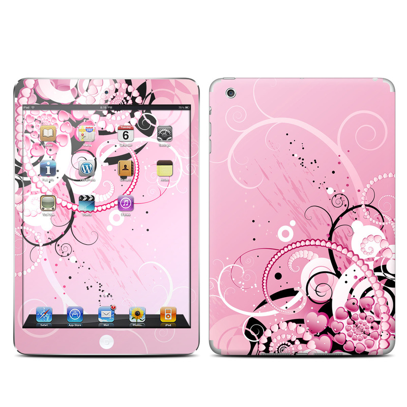 Her Abstraction iPad mini Skin