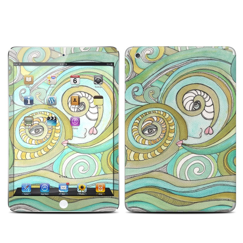 Honeydew Ocean iPad mini 1 Skin