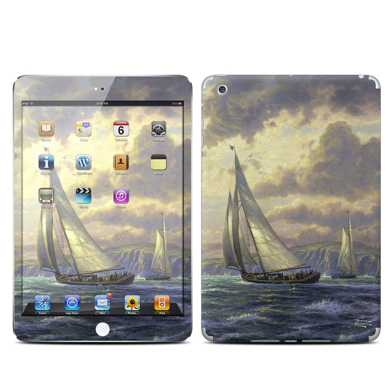 New Horizons iPad mini Skin