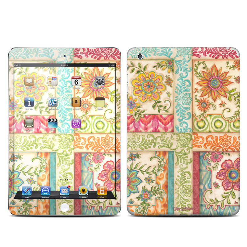 Ikat Floral iPad mini 1 Skin