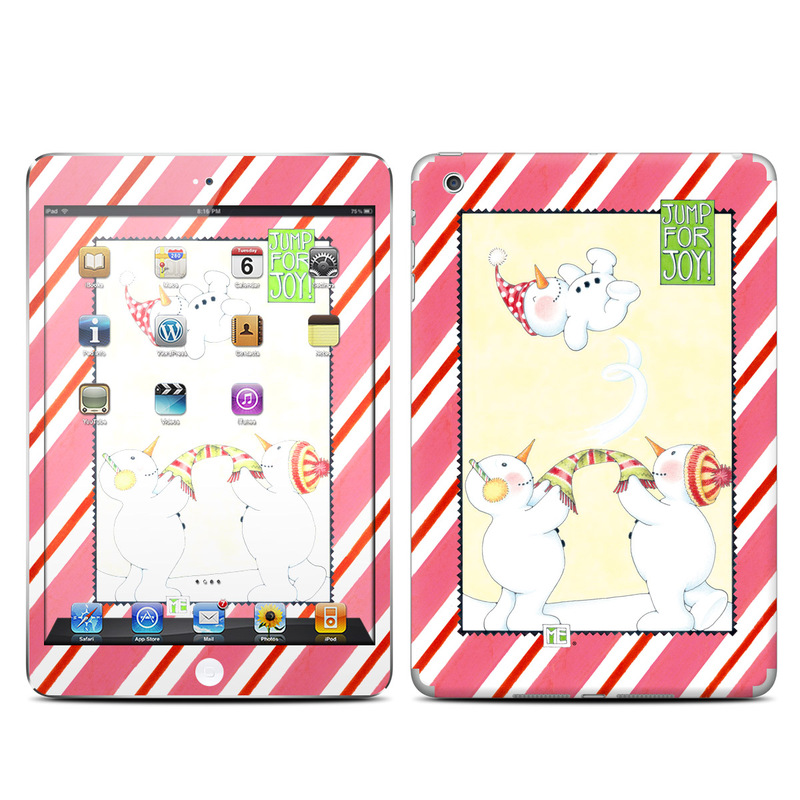 Jump for Joy iPad mini Skin