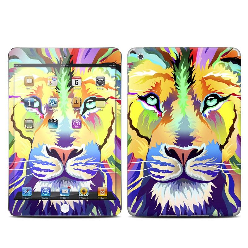 King of Technicolor iPad mini 1 Skin