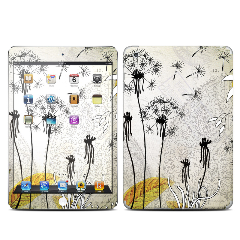 Little Dandelion iPad mini Skin