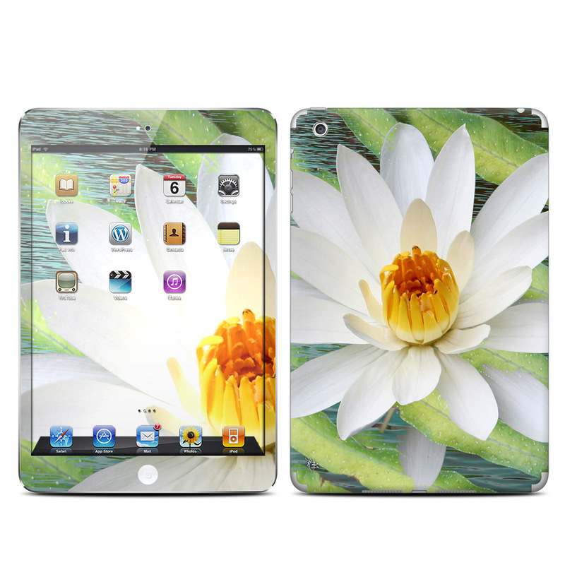 Liquid Bloom iPad mini Skin