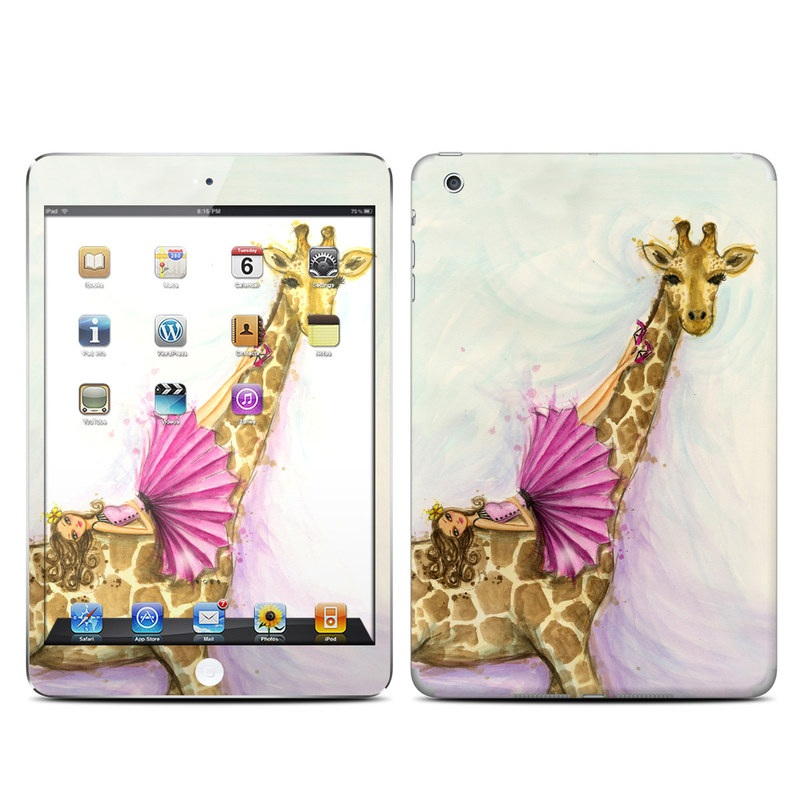 Lounge Giraffe iPad mini 1 Skin
