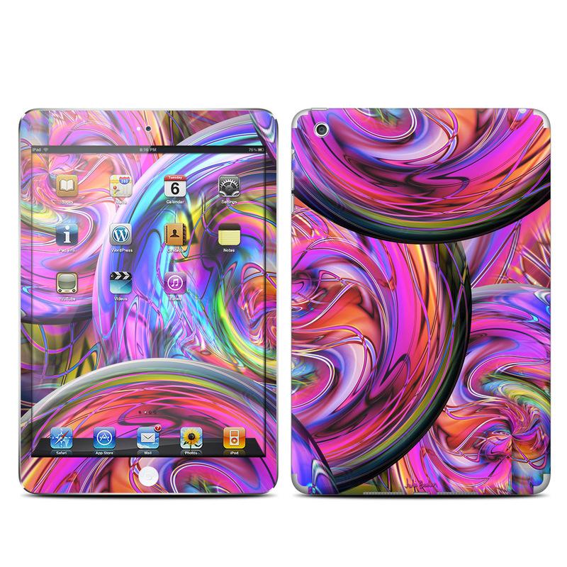 Marbles iPad mini Skin