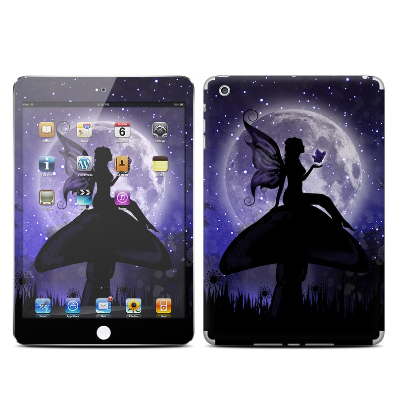Moonlit Fairy iPad mini Skin