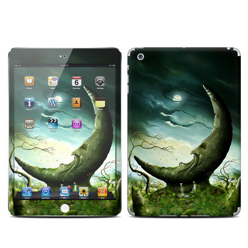 Moon Stone iPad mini Skin